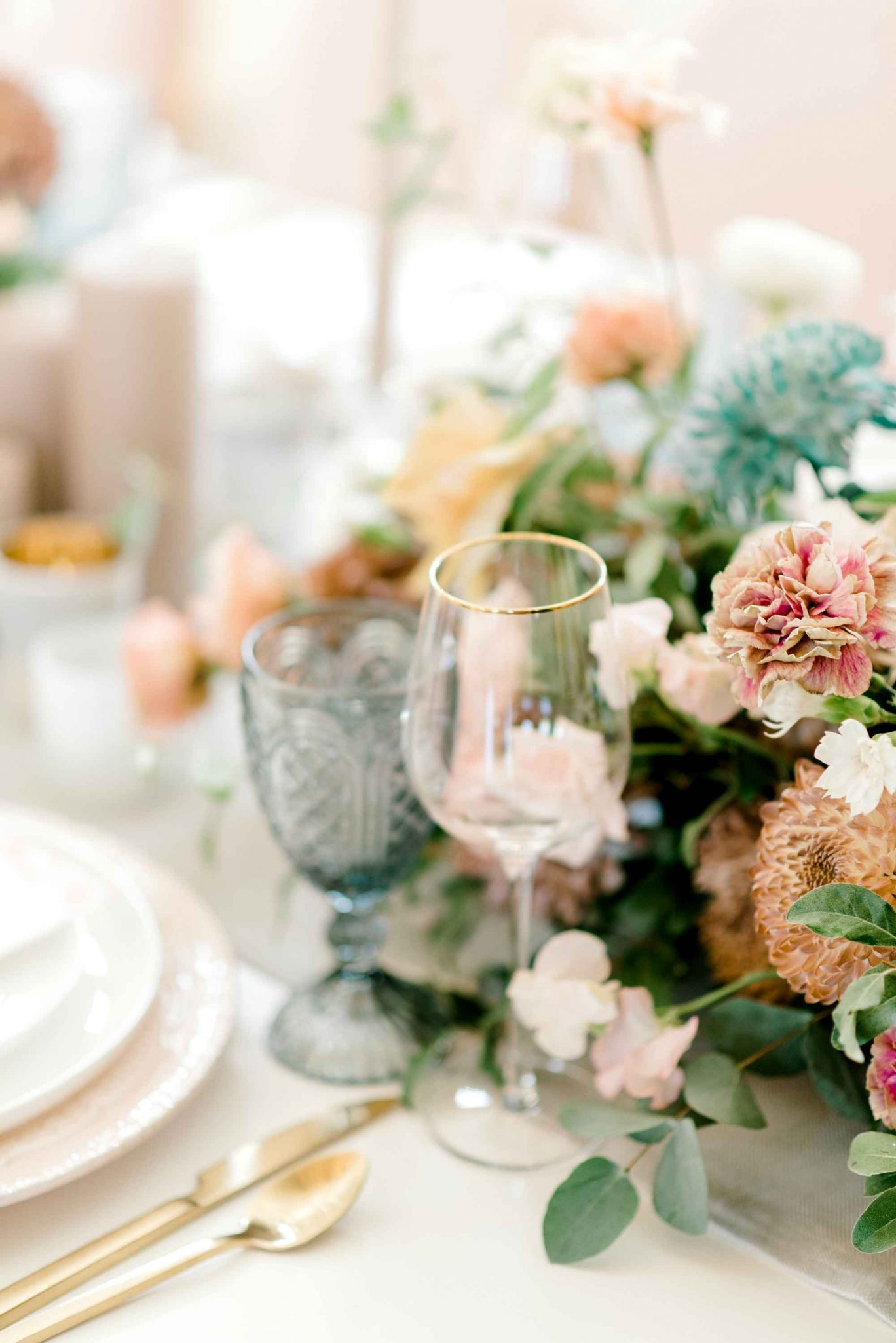 Pretty Pastel Wedding Inspo