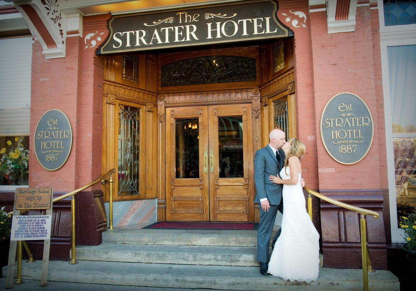 Strater Hotel, Durango Colorado