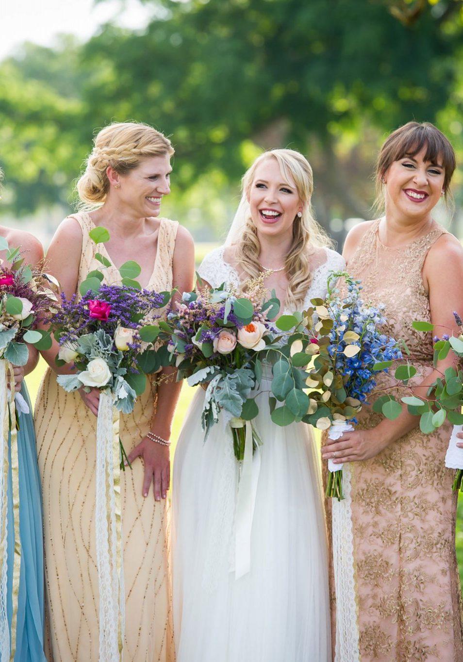 A Simple Southern Wedding in Denver, Colorado