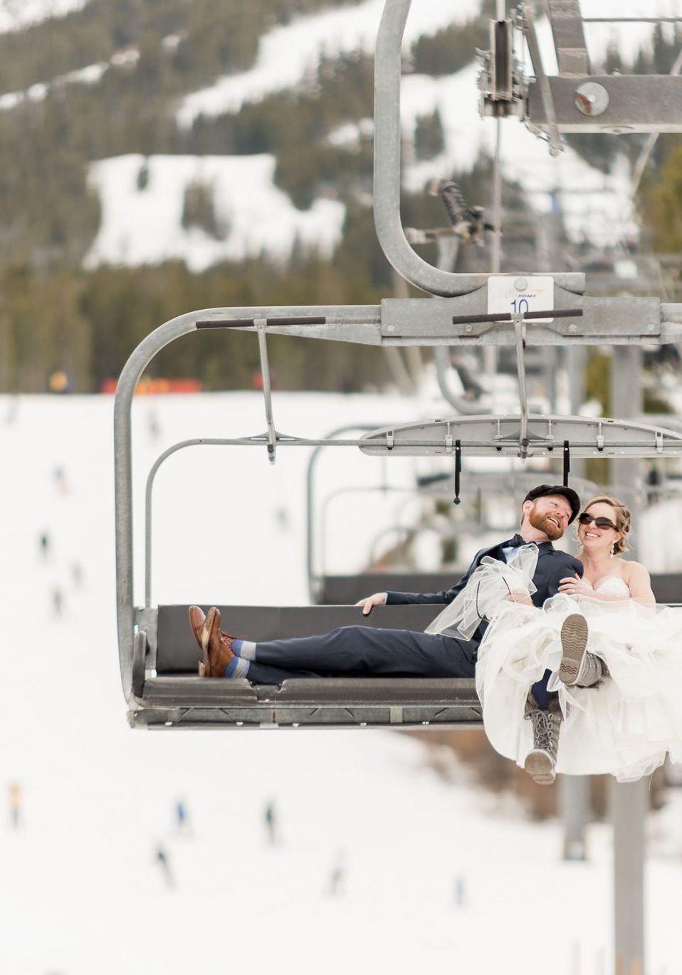 An Intimate Wedding In Breckenridge