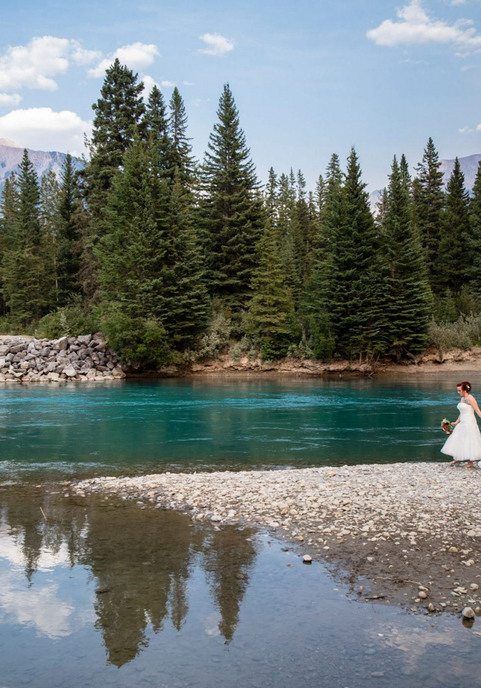 Same-Sex wedding in Banff, Canada