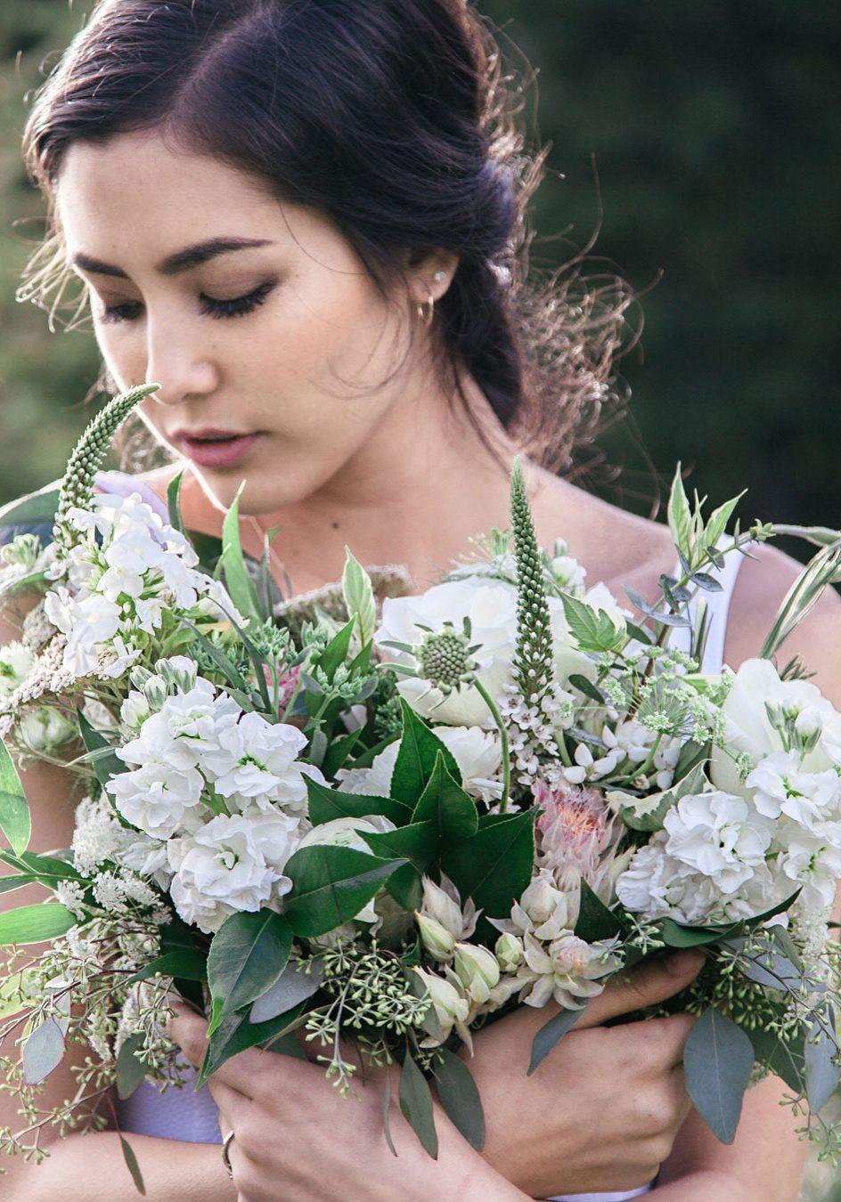 Rocky Mountain Bridal Shoot