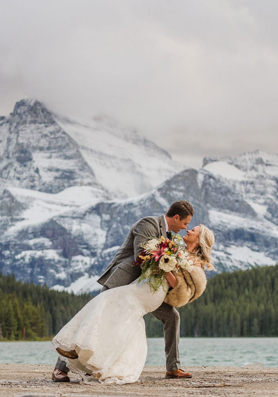 North Cascades Mountain Elopement