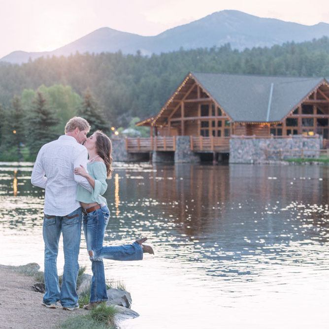 Romance at Evergreen Lake House