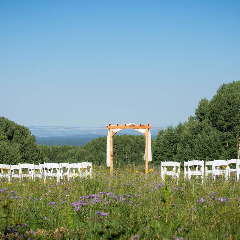 Weddings at Double R Ranch, Mancos Colorado